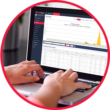 Statistiques de vos campagnes - TargetMoove